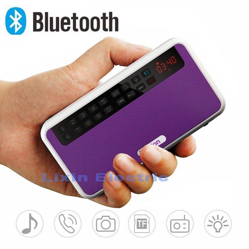 Prenosni stereo zvočniki Bluetooth Rolton E500 FM radio Clear Bass - Prenosni avdio in video - Fotografija 2