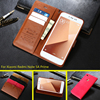 Case For Xiaomi Redmi Note 5A Prime Luxury Wallet PU Leather Case Stand Flip Card Hold Phone Cover Bags For Redmi Note 5A Pro