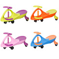 Plasma Car Ride On Toy-blue/pink/green/green for children swing car