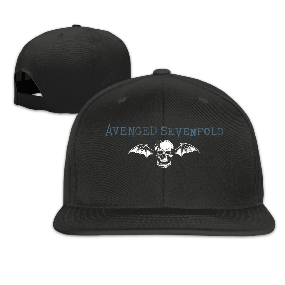 7b9fe6fdce403 SAMCUSTOM cap baseball cap Side 3D printing Avenged Sevenfold Casual cap  gorras hip hop snapback hats wash cap unisex-in Baseball Caps from Apparel  ...