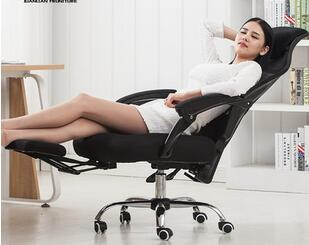 Купить с кэшбэком Home office rotary screen cloth chair seat staff students
