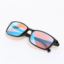 ZXTREE, очки для слепоты, красный, зеленый цвет, Слепые, корригирующие, HD очки для женщин и мужчин, цветные, Слепые, водительские права, очки Z368