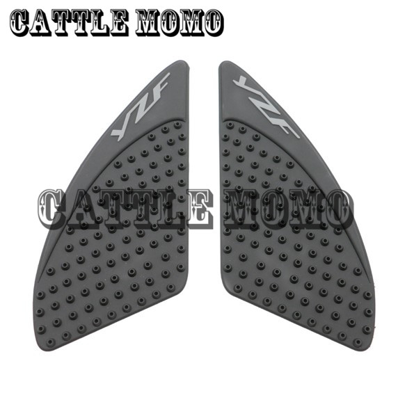 Motorbike Tank Traction Pad Side Gas Decal Knee Grip Protector Tank Sticker Cover For Yamaha YZF R15 R 15 YZF-R3 R25 2013-2016
