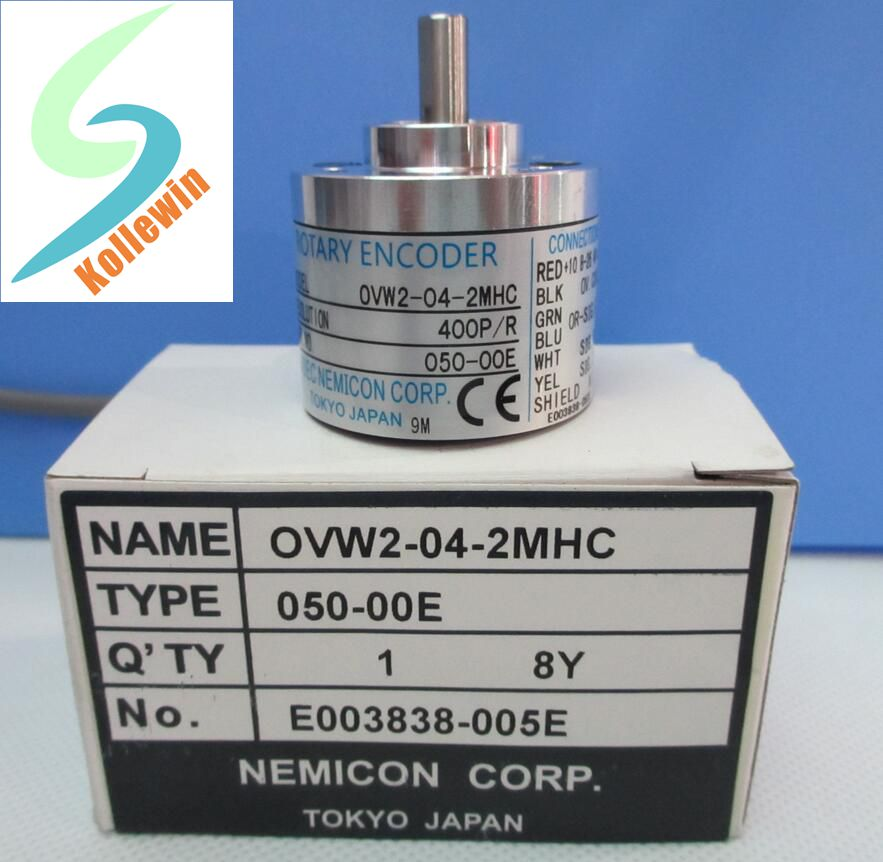 OVW2-04-2MHC The incremental photoelectric rotary encoder, new in box, Free Shipping. an incremental graft parsing based program development environment