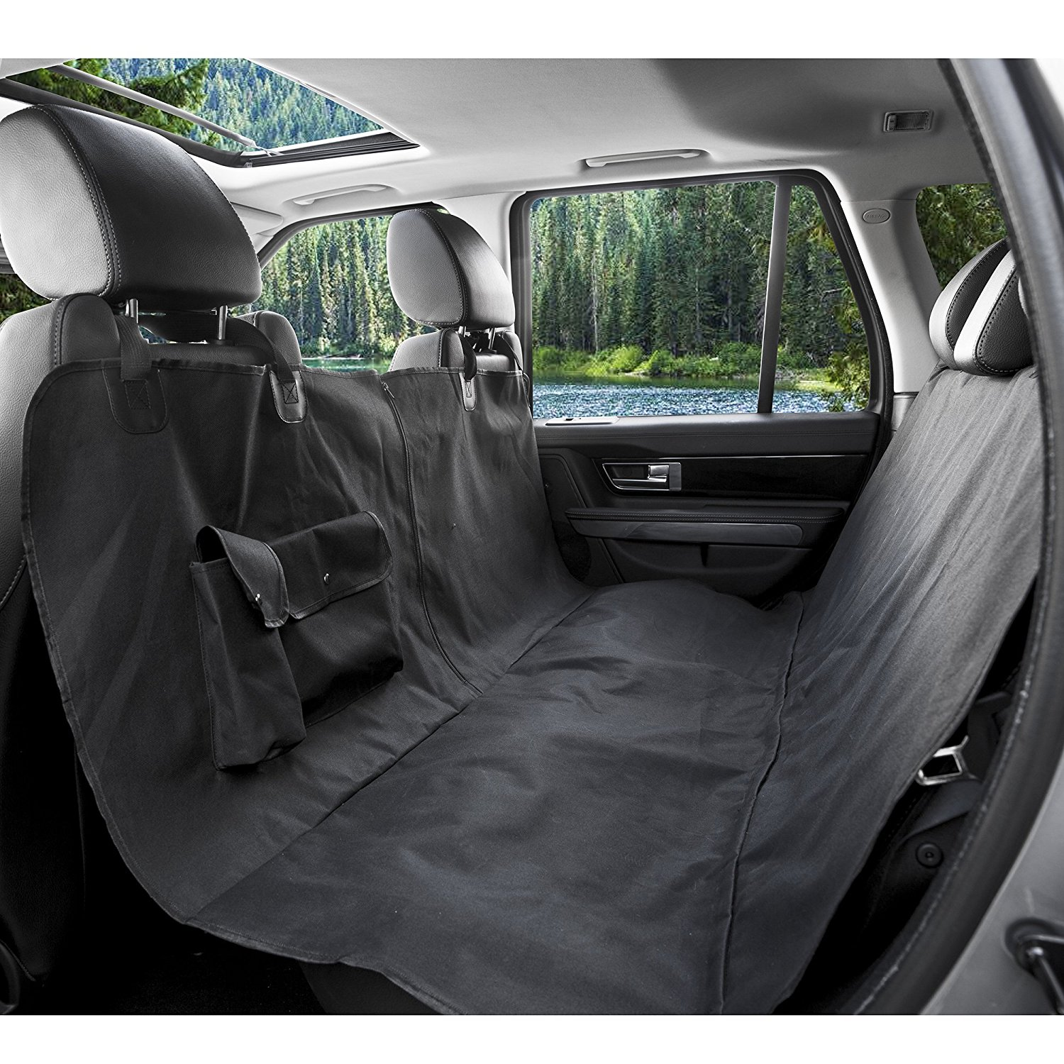 Amazing Us 29 98 Barksbar Original Pet Seat Cover For Cars Black Waterproof Hammock Convertible In Dog Carriers From Home Garden On Aliexpress Onthecornerstone Fun Painted Chair Ideas Images Onthecornerstoneorg