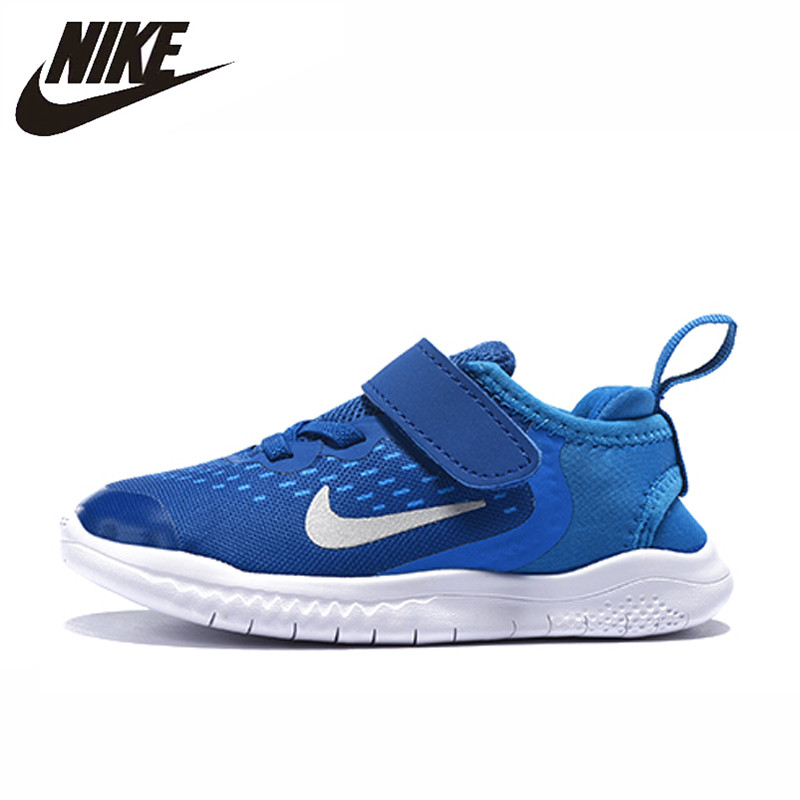 Nike Free Run 5.0 Baby Shoes Kids Running Sport Shoes Breathable Sneakers