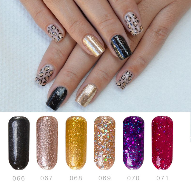 Gel manicure nail art gallery nail art and nail design ideas mshare 10ml sexy diy leopard nail gel manicure gel polish color mshare 10ml sexy diy leopard prinsesfo Choice Image