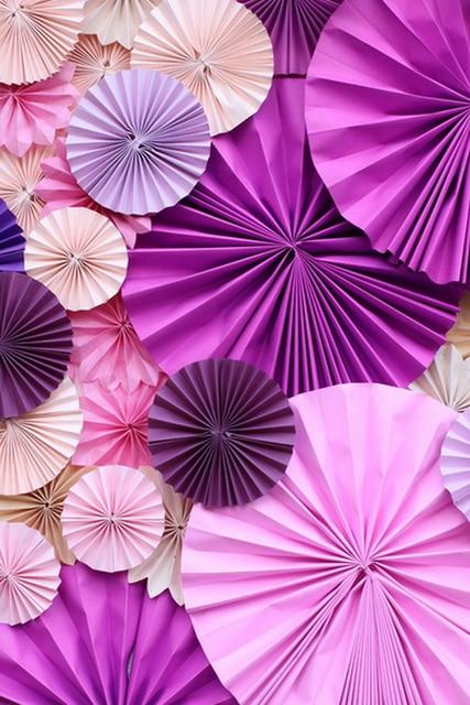 huayi vintage printed background flowers backdrop art fabric newborn