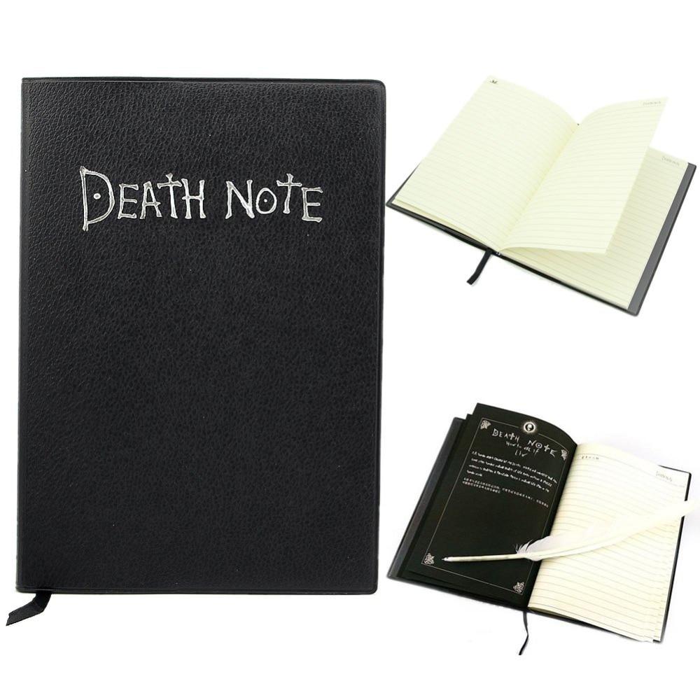 Black Death Note Notebook Online