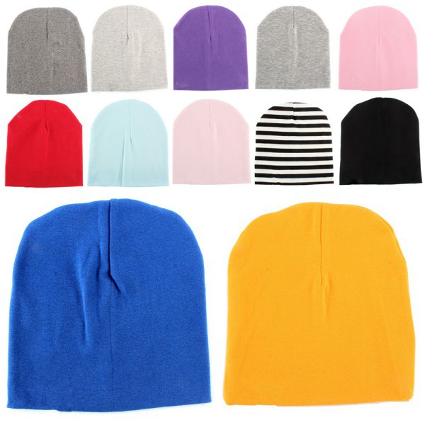 Chic Candy Colors Toddler Baby Boy Girl Cotton Warm Soft Crochet Cute Hat Cap Beanie 16 Colors 6 colors newborn infant baby toddler boy girl bowknot winter warm soft knit hat kid crochet beanie cap 0 1t