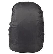 1 шт. нейлон камуфляж дождевик 30-40l переносной Водонепроницаемый рюкзак сумка чехол от дождя для дорожная сумка