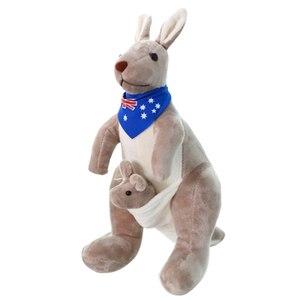 LCLL-Sweet Kangaroo Stuffed An