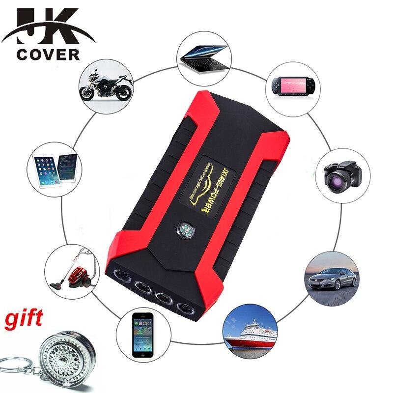 Jkcover 12 В Пусковые устройства Mutifunction Booster 18000 мАч высокое качество Запасные Аккумуляторы для телефонов аварийный запуск устройства Запасные Аккумуляторы для телефонов для автомобиля