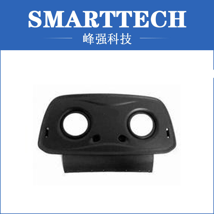 High-quality motorcycle plastic parts mould usa design high tech black plastic shell mould
