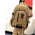 2017 New Men Girl Vintage Canvas Backpack Rucksack Teen School Satchel Bag High Quality Free Shipping N557