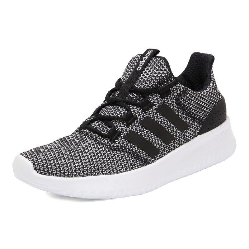 Original New Arrival Adidas NEO Label Cloudfoam Ultimate Men's Skateboarding Shoes Sneakers