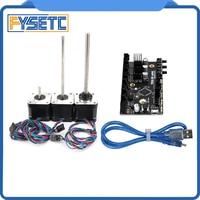 Prusa i3 MK3 Multi Materials 2.0 Board MMU2 And Motors Kit Prusa i3 MMU2.0 Lead Screw Motor Kit
