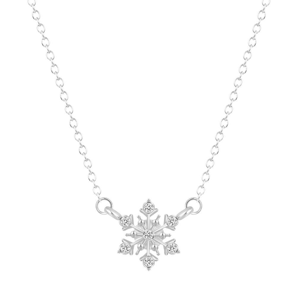 HTB1vNDrLXXXXXbPXpXXq6xXFXXX3 - Snowflake Design Pendant