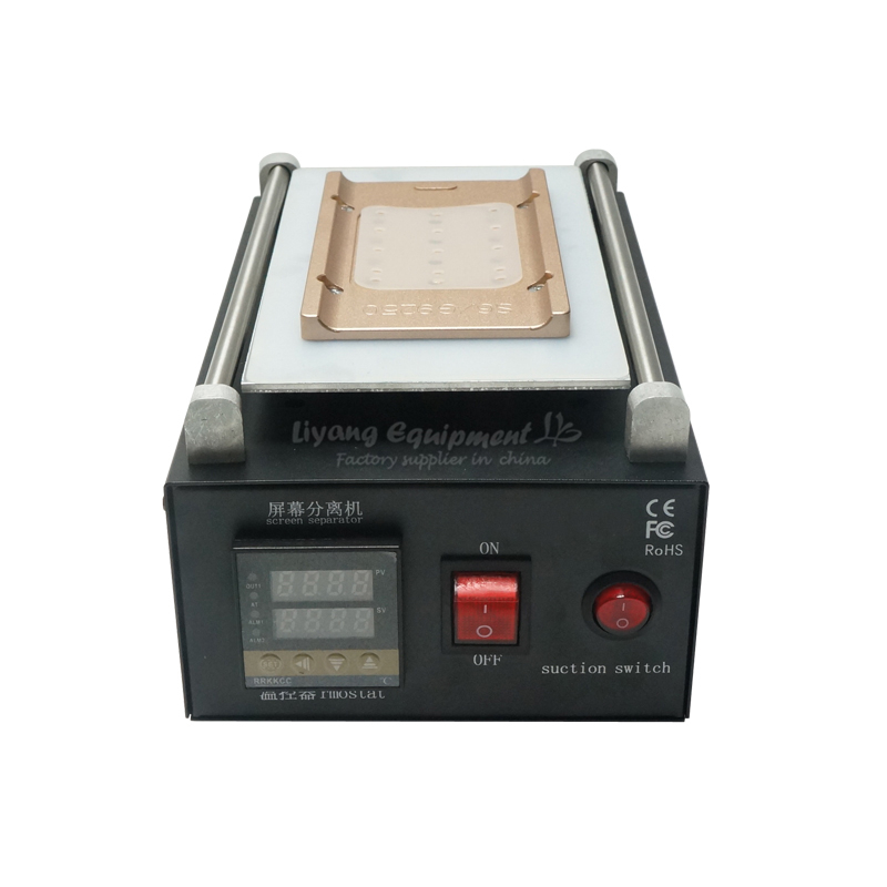 LY 947 V 6 LCD Separator Machine compatible for S6 S6 S7 S8 S8 EDGE touch