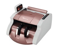 Money Counting Machine with UV, MG Counterfeit Detection Bill Counter, Durable Display Cash Counting Machine NX 422B