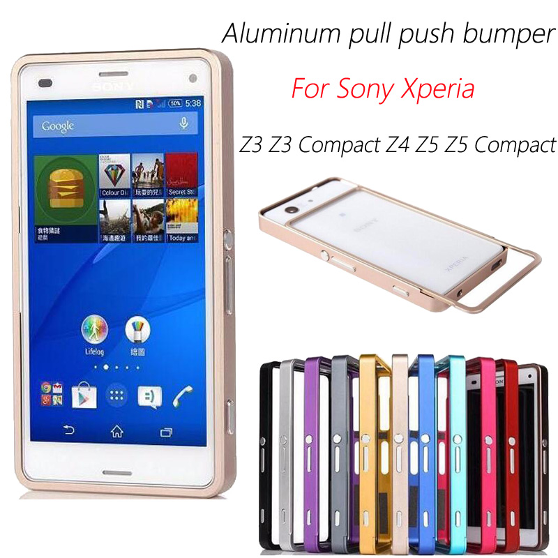 For Sony Z3 Compact Case Hybrid...