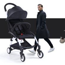 Fashion Portable Stroller Baby Stroller 3 in 1 foldable mini size Baby carriages Light pram pushchair strollers B package 9gifts