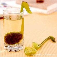 Обратите внимание на чайную ложку для чайника/ложки для чая-партнера кухонные обеденные инструменты фильтр ароматизированный чай зеленый чай+ Z