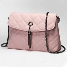 ใหม่2016แฟชั่นกระเป๋าถือผู้หญิงกระเป๋าหนังเชนC Rossbody Messengerกระเป๋าสำหรับผู้หญิงผู้หญิงห่วงโซ่ตาข่ายเพชรMessengerถุง