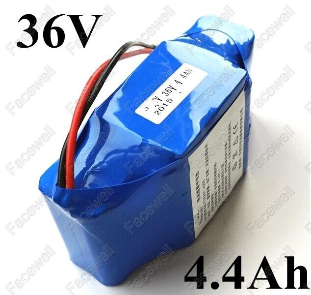 Aliexpress Com Buy 10s2p 36v 4 4ah Battery Pack Li Ion
