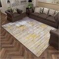 Полипропилен и хлопок светлые волосы европейский стиль большие ковры для гостиной спальни мягкие более толстый ковер коврик для дома