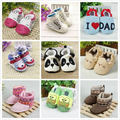 New Arrival  Baby Shoes Lovely Breathable Infant Shoes Comfortable Warm Baby Boots 4 Sizes for Older Babies