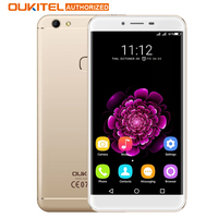 Oukitel U15S 5 5 Smartphone Android 6 0 MT6750 Octa Core 4GB 32GB 13 0MP 1920x1080