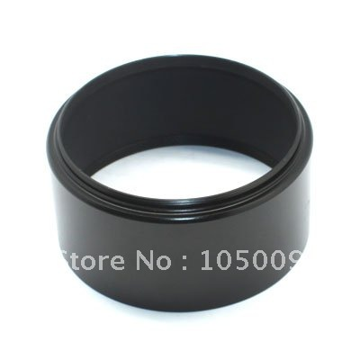 49 52 55 <font><b>58</b></font> 62 67 72 77 82 mm tele screw in mount Metal <font><b>Lens</b></font> <font><b>Hood</b></font> for Canon nikon sony pentax olympus dslr camera image