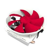 Pccooler V6 4 Copper Heatpipes CPU Cooler Suitable Fan AMD Intel 775 1150 1151 1155 CPU