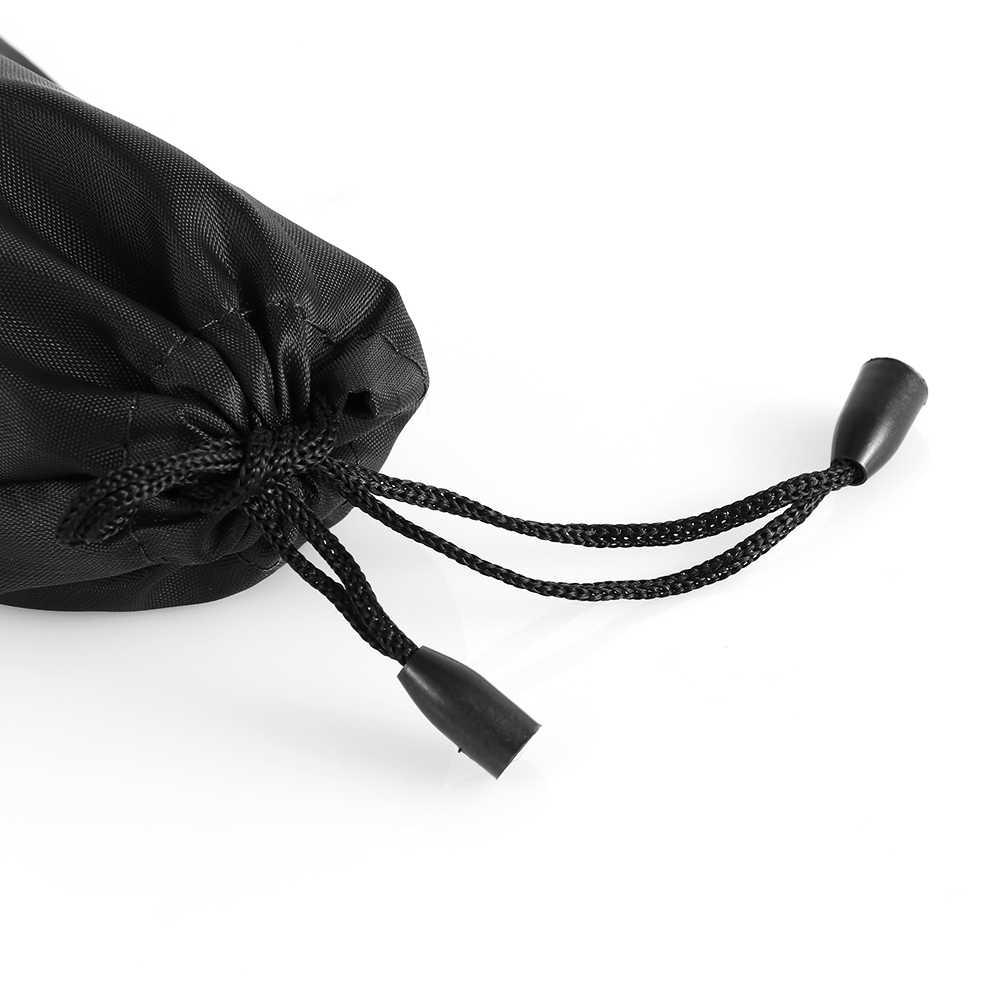 卸売 1/5/10 個黒眼鏡ポーチサングラスメガネ保護ユニセックスソフトマイクロファイバー光学ストラップ布キャリーバッグ