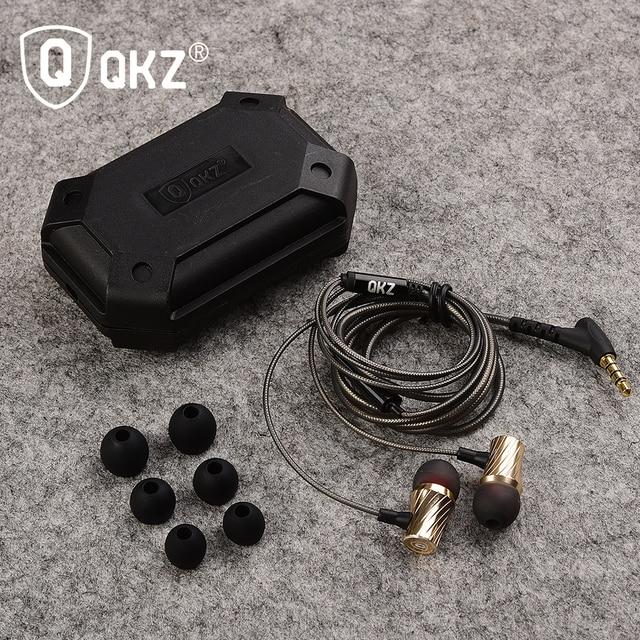 Earphone 100% Original  Luxury Stereo Earphones Headset 3.5mm In Ear Earphone Earbuds For iPhone Samsung With Microphone