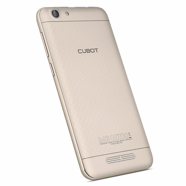 Original Cubot Dinosaur MTK6735A Quad Core Android 6.0 Smartphone 5.5 Inch 4150mAh Cell Phone 3GB RAM+16GB ROM Mobile Phone