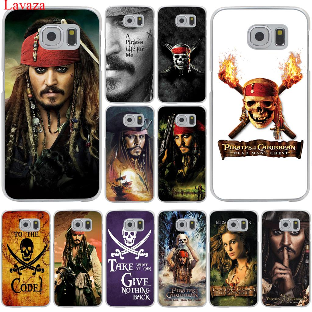 Lavaza Pirates of the Caribbean Johnny Depp Transparent