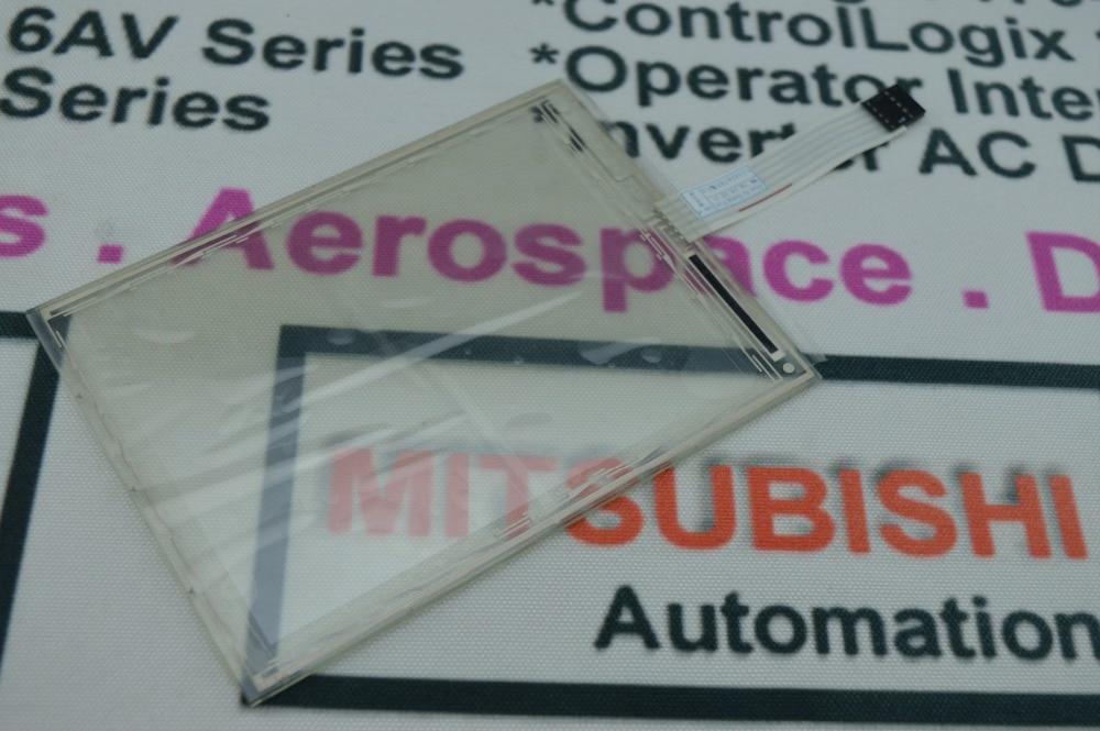 B R Power 4PP065 0571 X74F 4PP065 0571 P74 Touch Panel Glass For B R HMI