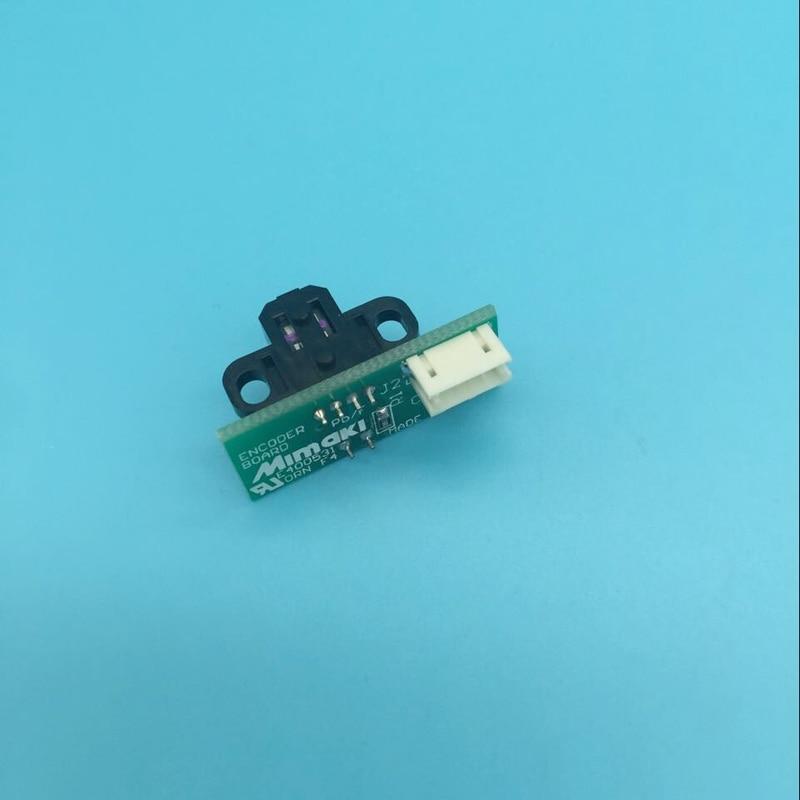 Capteur codeur d'origine pour Mimaki JV300 JV150 imprimante de traceur grand format JV33/TS3/TS5 JV5 capteur de trame codeur 1 pièces