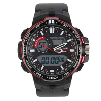 2017 Luxury Brand ALIKE Casual Watch Men G Style Waterproof Sports Military Watches Shock Men S