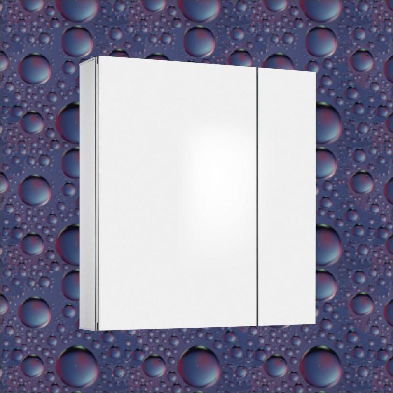 Free shipping Bathroom Mirror Cabinet Bathroom Cabinet Mirror Aluminum Bathroom Mirror