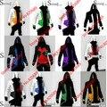 Бесплатная доставка убийц 3 III коннер Kenway балахон убийцы пальто куртка кредо косплей костюм аниме пальто