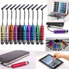 100Pcs Universal Metal Stylus Touch Screen Pen For iPad for iPhone for Samsung Tablet PC -R179 Drop Shipping