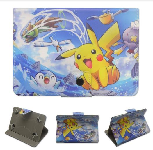 все цены на Universal Pokemon Go Leather Case For Acer Iconia One 10 B3-A20 B3 A20 10.1 tablet case for acer B3-A20 Protective