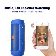 Портативный стерео беспроводной Bluetooth динамик Колонка водонепроницаемый открытый музыкальный Бумбокс громкий динамик Бас Звук бум коробка с микрофоном