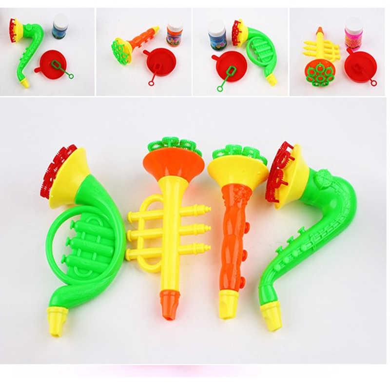 Воды дует игрушки пузырь машины игрушки мыло пистолет мыльные пузыри outdoortoys для мальчиков и девочек Свадьба День Рождения украшения Дети