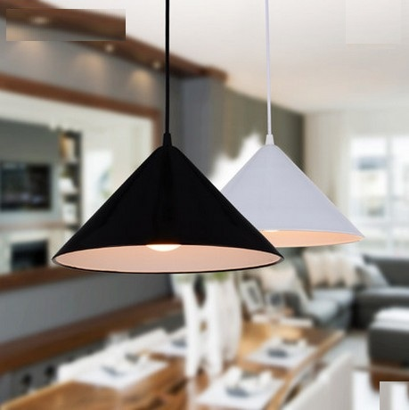Nordic Loft Style IronDroplight Modern LED Pendant Light Fixtures For Living Dining Room Hanging Lamp Indoor Lighting Lampara nordic simple iron droplight modern led pendant light fixtures for living dining room hanging lamp indoor lighting lampara