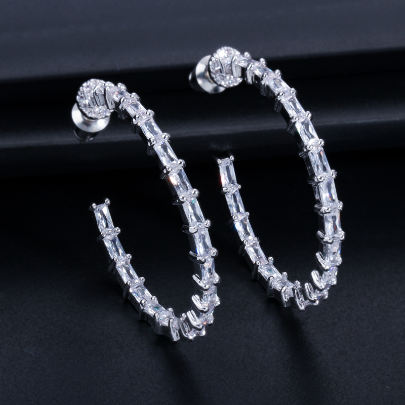 Hook Earrings-AE224 -8