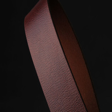 Soft Leather Pin Buckle Belt For Men
